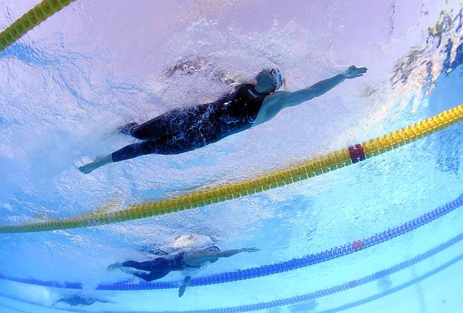 Svømning for begyndere