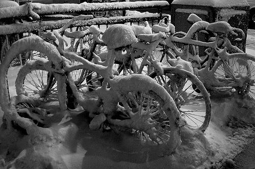 Cykeltræning vinter
