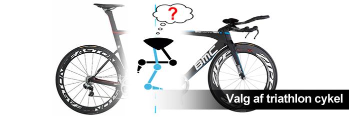 triathlon cykel